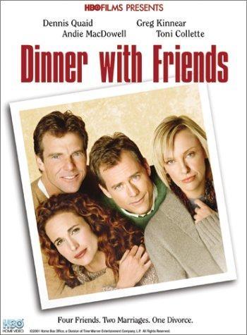 La locandina di Dinner with Friends