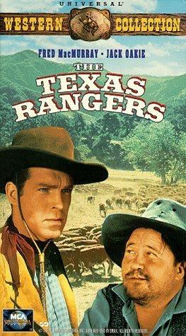 La locandina di I cavalieri del Texas