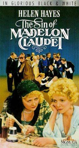 La locandina di Il fallo di Madelon Claudet