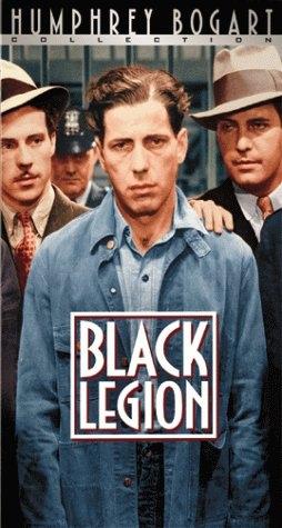 La locandina di La legione nera