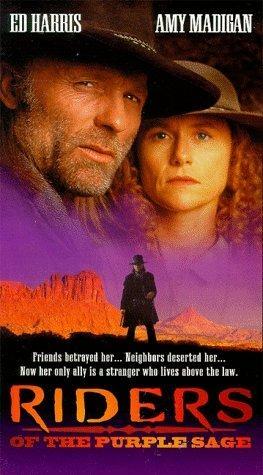 La locandina di Riders of the Purple Sage