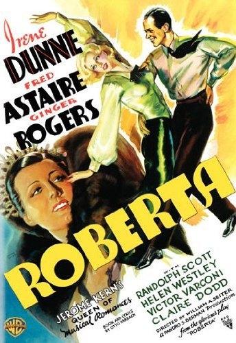 La locandina di Roberta
