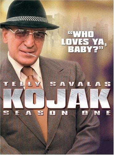 La locandina di Tenente Kojak il caso Nelson è suo