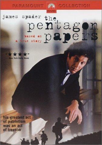 La locandina di The Pentagon Papers