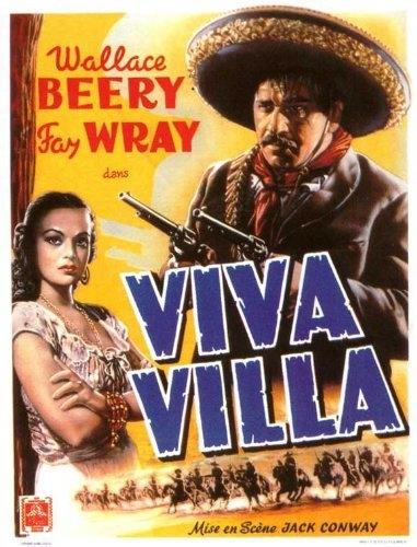 La locandina di Viva Villa!