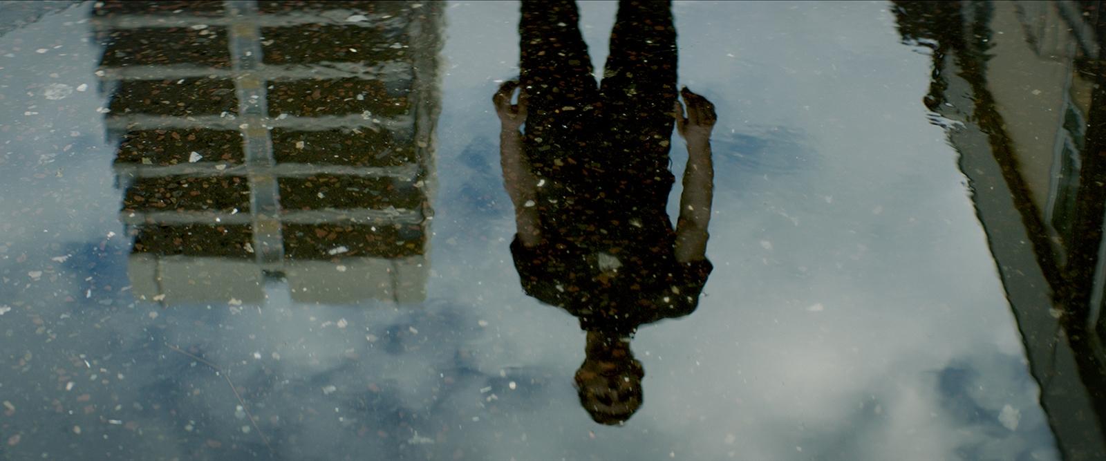 Snow in Paradise: una suggestiva immagine del film