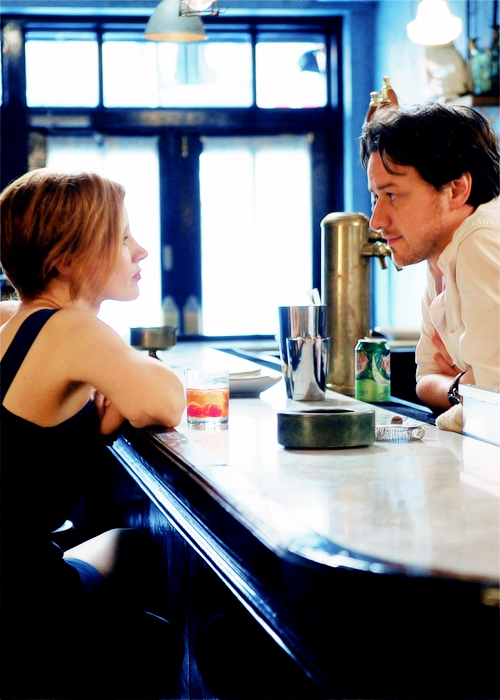 The Disappearance of Eleanor Rigby: James McAvoy e Jessica Chastain in una scena