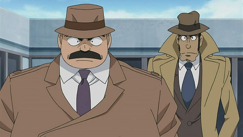 Lupin the 3rd vs Detective Conan: The Movie - I minacciosi Megure e Zenigata