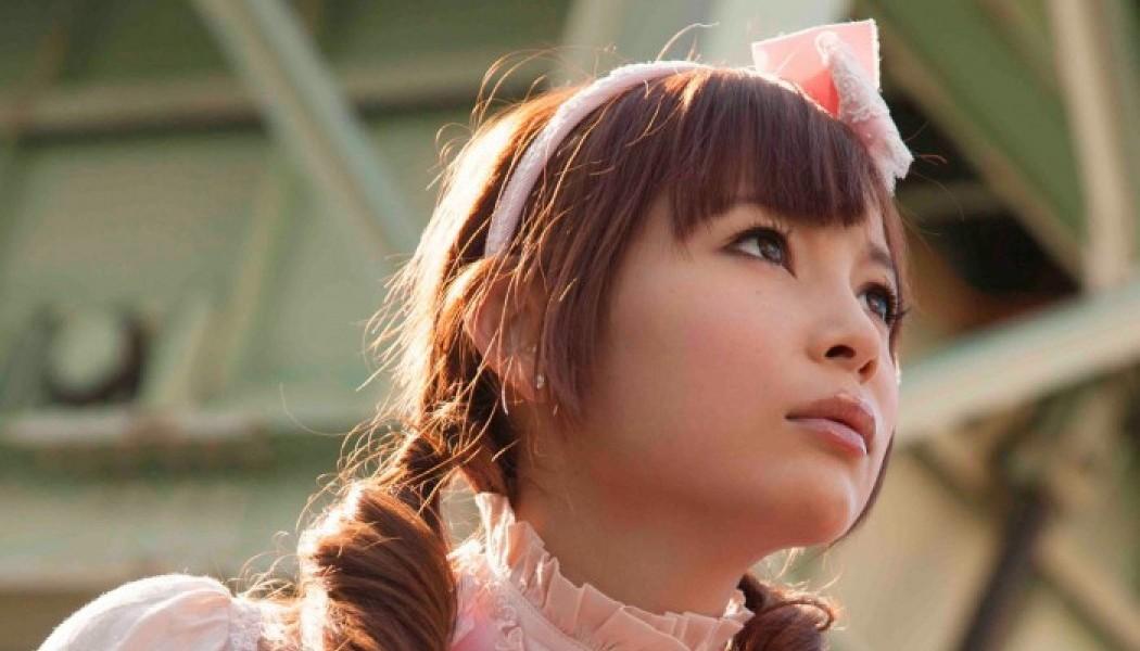 Gothic Lolita Battle Bear: un bel primo piano di Shôko Nakagawa