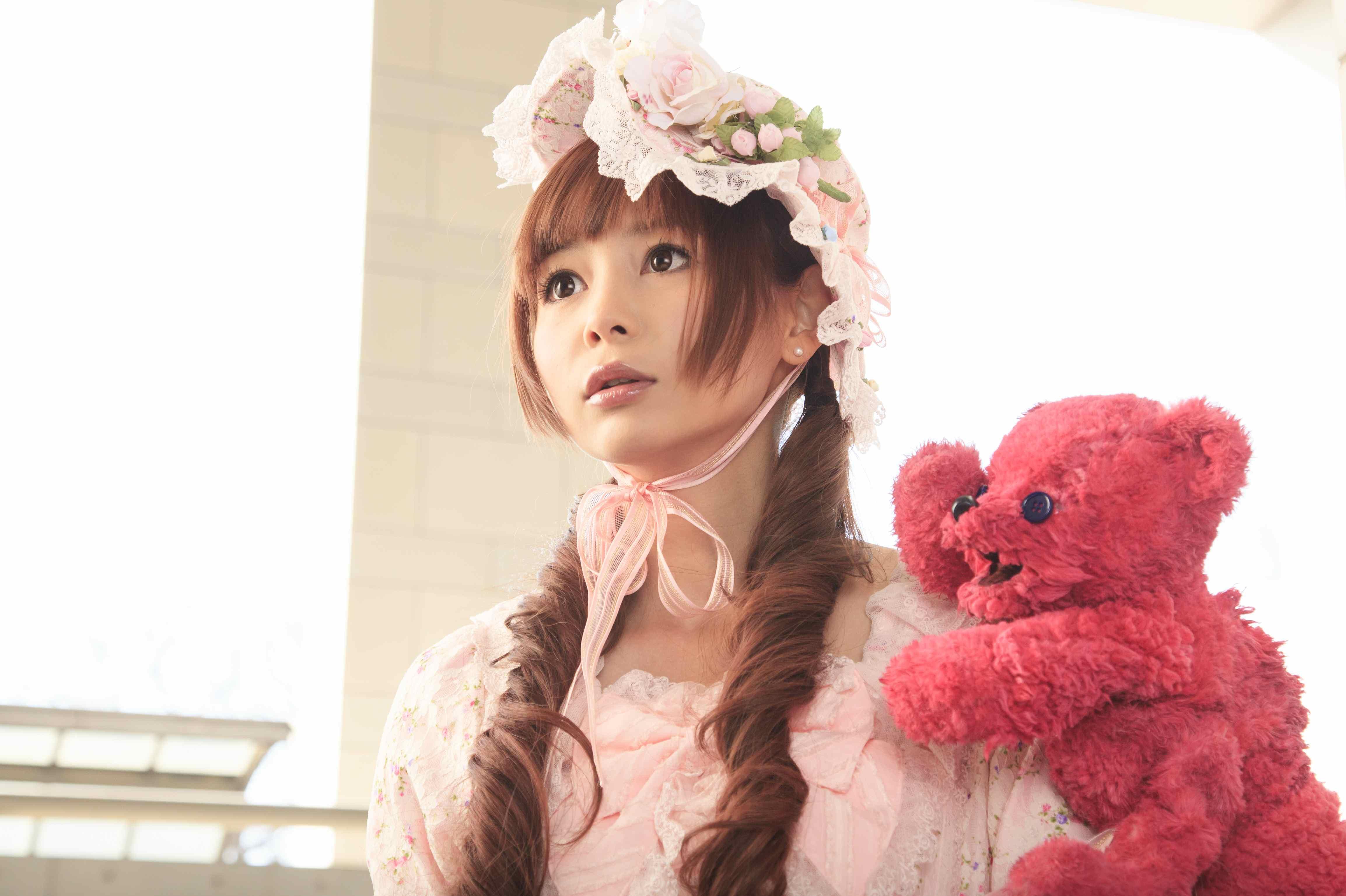 Gothic Lolita Battle Bear: Shôko Nakagawa e il suo orsetto