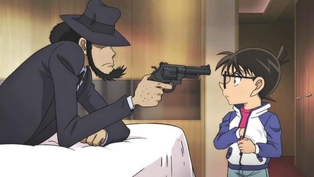 Lupin the 3rd vs Detective Conan: The Movie - Jigen punta la pistola alla testa di Conan