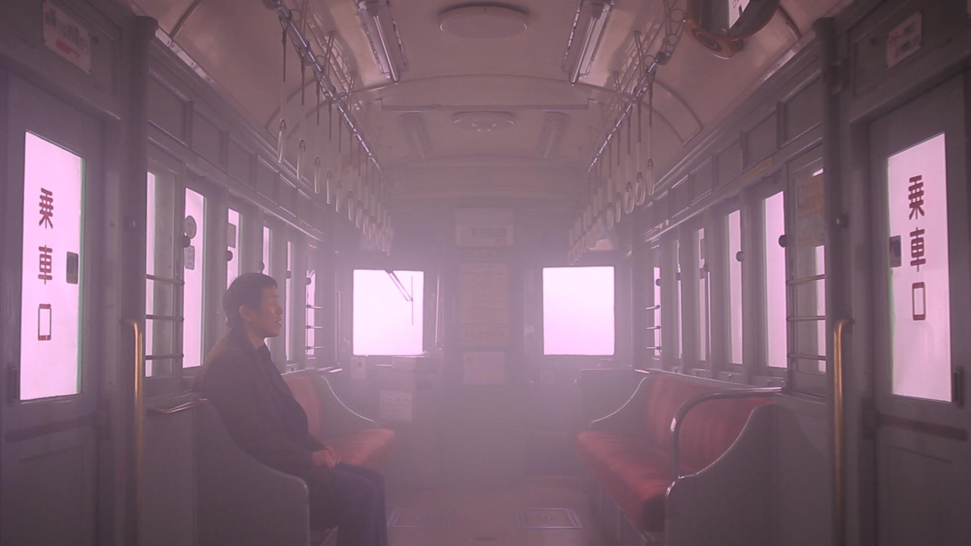 Soul Flower Train: Mitsuru Hirata sul treno fiorito