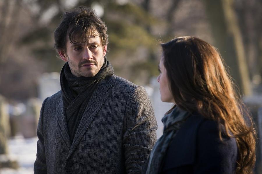 Hannibal: Hugh Dancy in una scena dell'episodio Ko No Mono