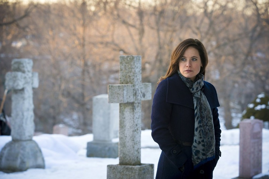 Hannibal: Caroline Dhavernas nell'episodio Ko No Mono