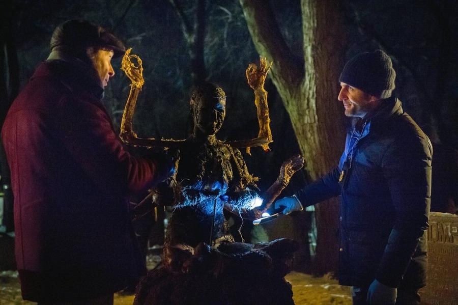 Hannibal: Scott Thompson e Aaron Abrams nell'episodio Ko No Mono