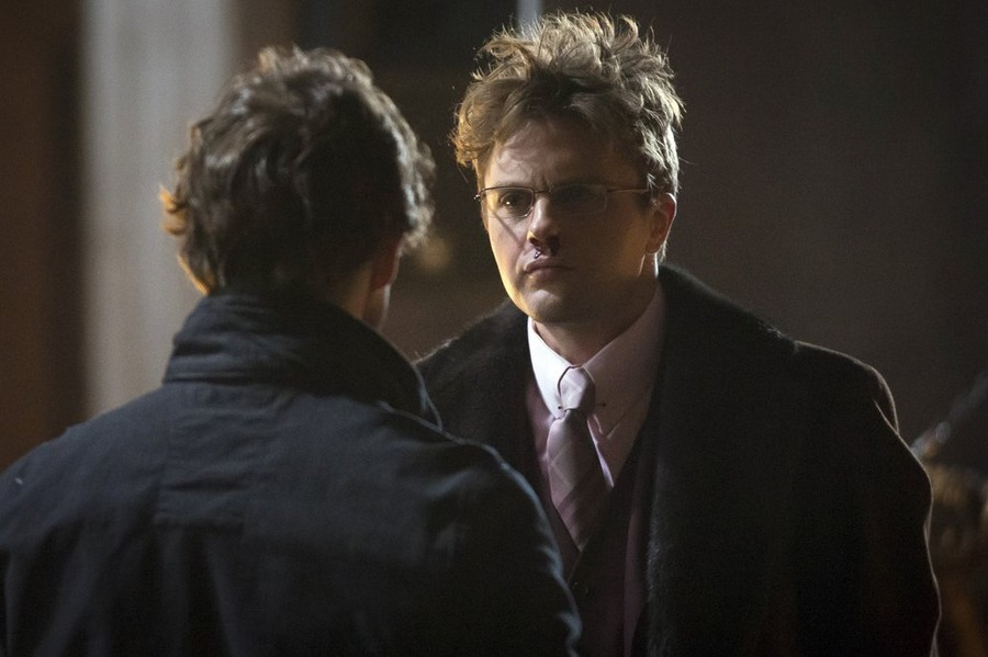 Hannibal: Michael Pitt in una scena dell'episodio Ko No Mono