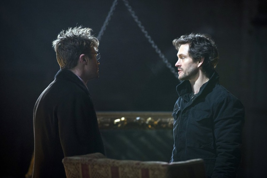 Hannibal: Michael Pitt e Hugh Dancy nell'episodio Ko No Mono