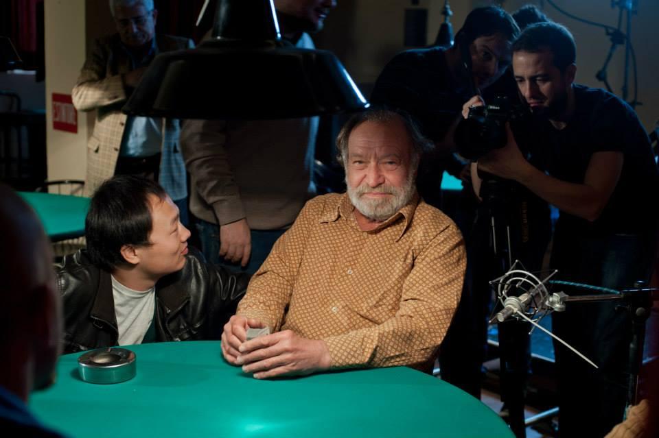 Sogni di gloria: Xiuzhong Zhang e Carlo Monni al tavolo verde
