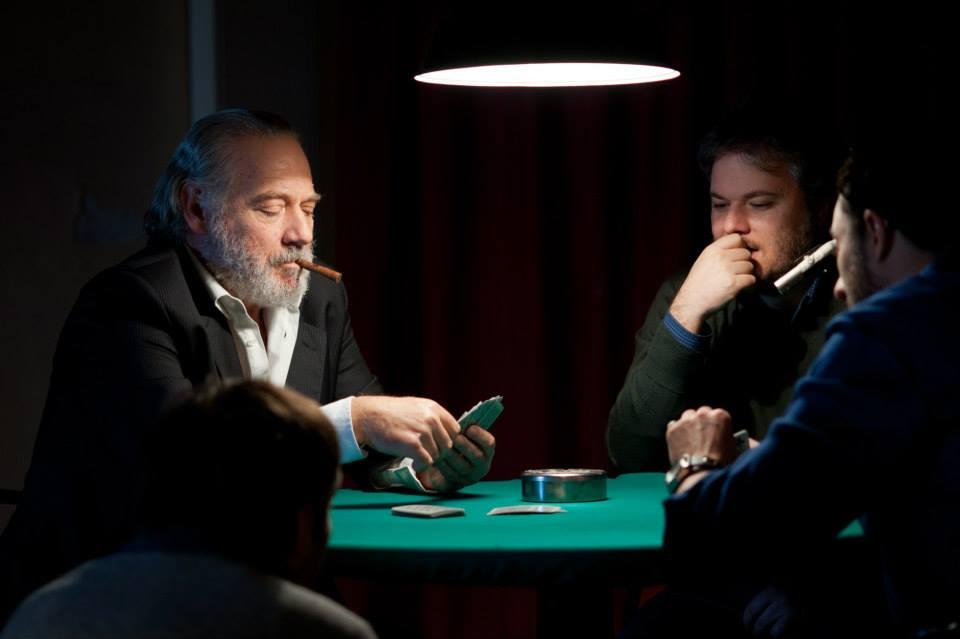 Sogni di gloria: Carlo Monni e il regista Patrizio Gioffredi