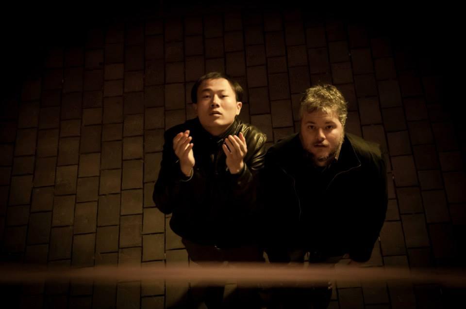 Sogni di gloria: Patrizio Gioffredi e Xiuzhong Zhang guardano verso l'alto