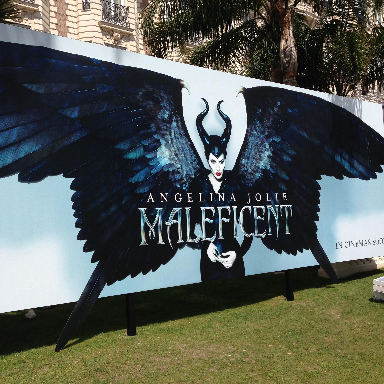 Maleficent, un promo al Festival di Cannes 2014