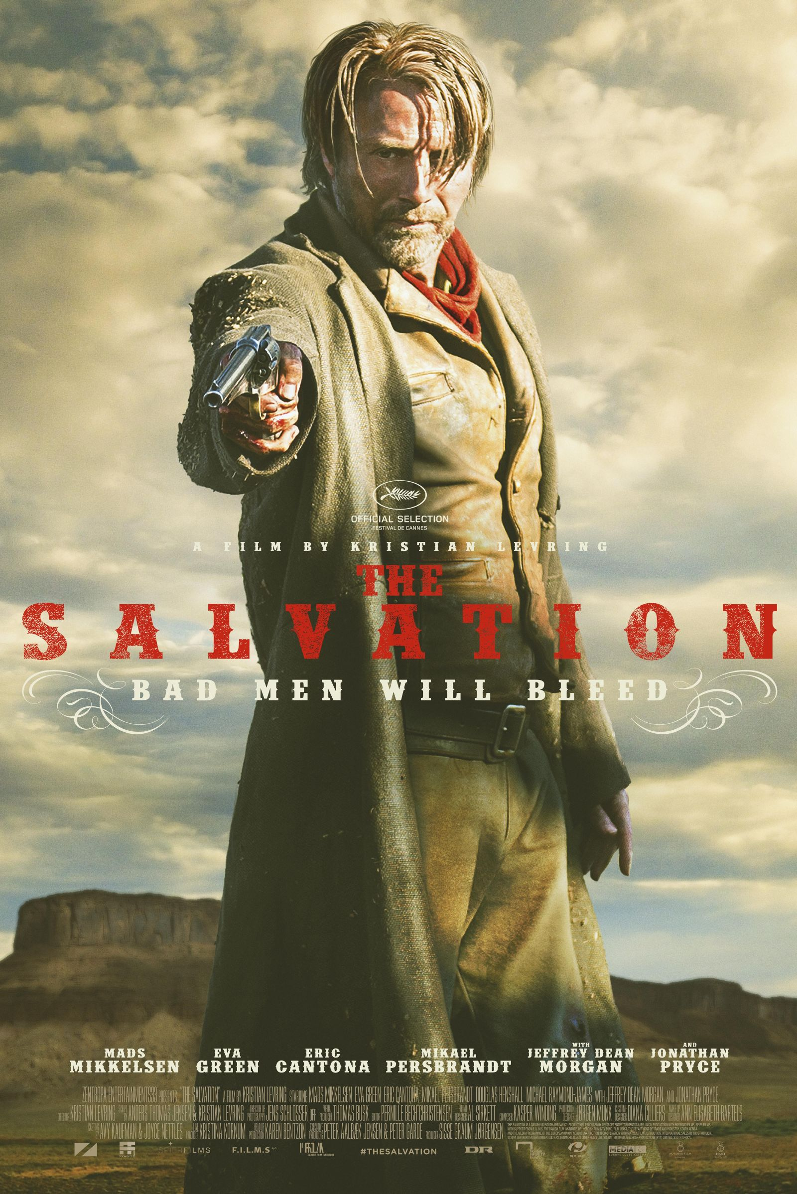 The Salvation: nuovo poster del film
