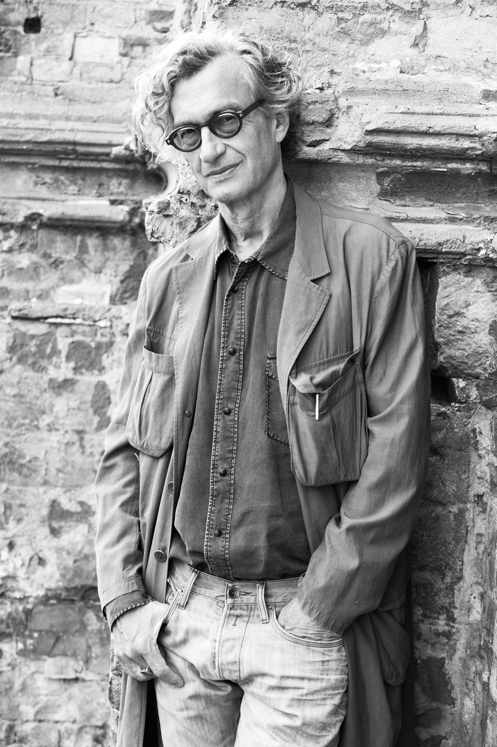 Il Sale della Terra: Wim Wenders, uno dei due registi del documentario, in una foto promozionale