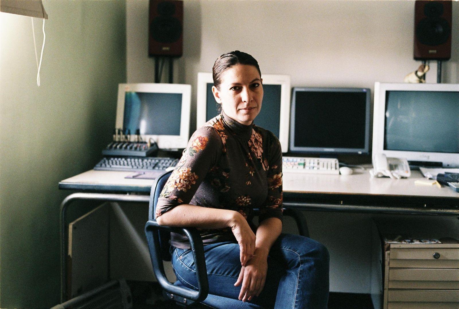 Harcheck Mi Headro: la regista Keren Yedaya in una foto promozionale