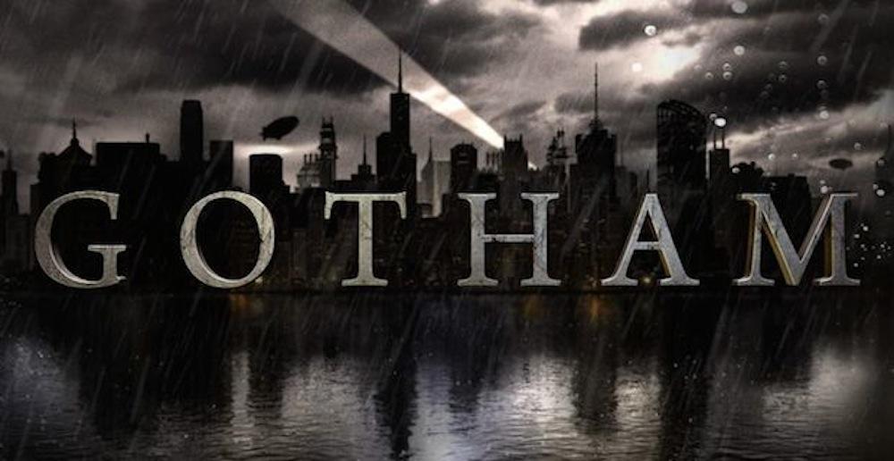 Un'immagine promozionale per Gotham