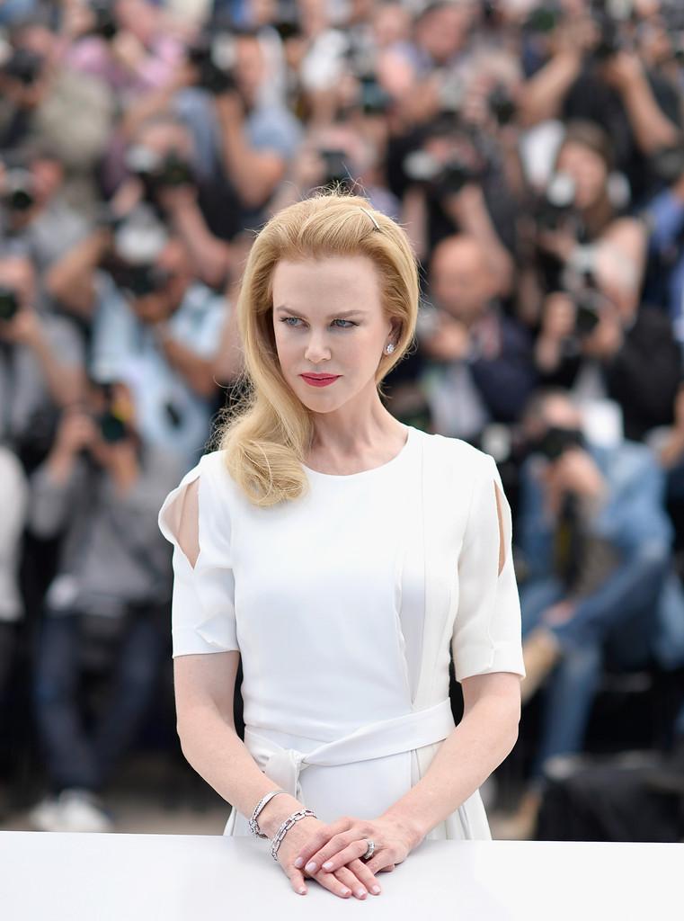 Cannes 2014, la Kidman presenta Grace di Monaco