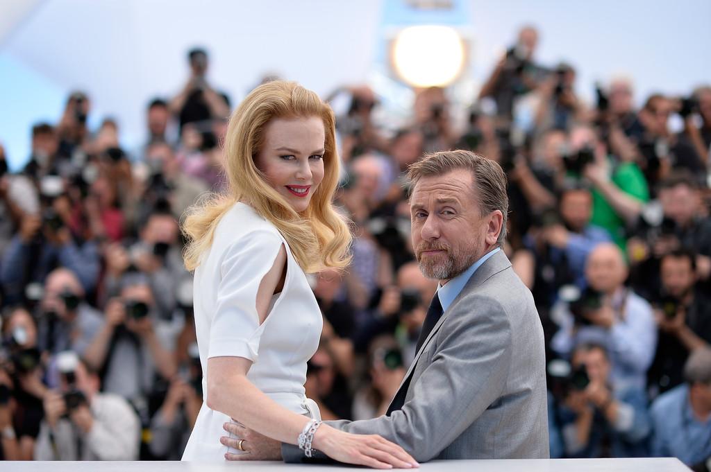 Festival di Cannes 2014, Tim Roth con Nicole Kidman presenta Grace di Monaco