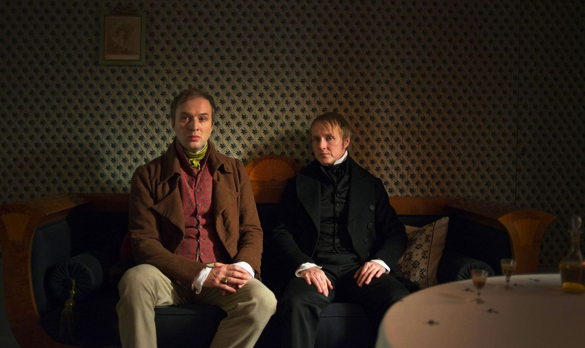 Amour fou: Stephan Grossmann in una scena del film