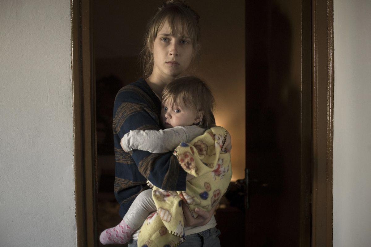 Hermosa juventud: Ingrid García Jonsson in una scena del film