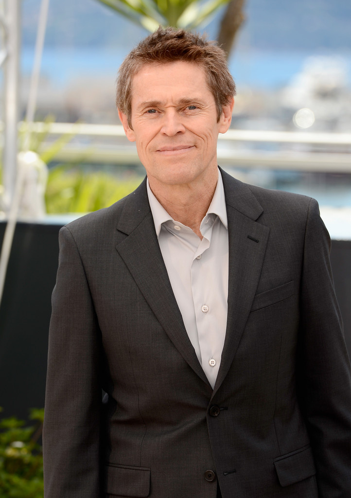 Willem Dafoe in giuria a Cannes 2014