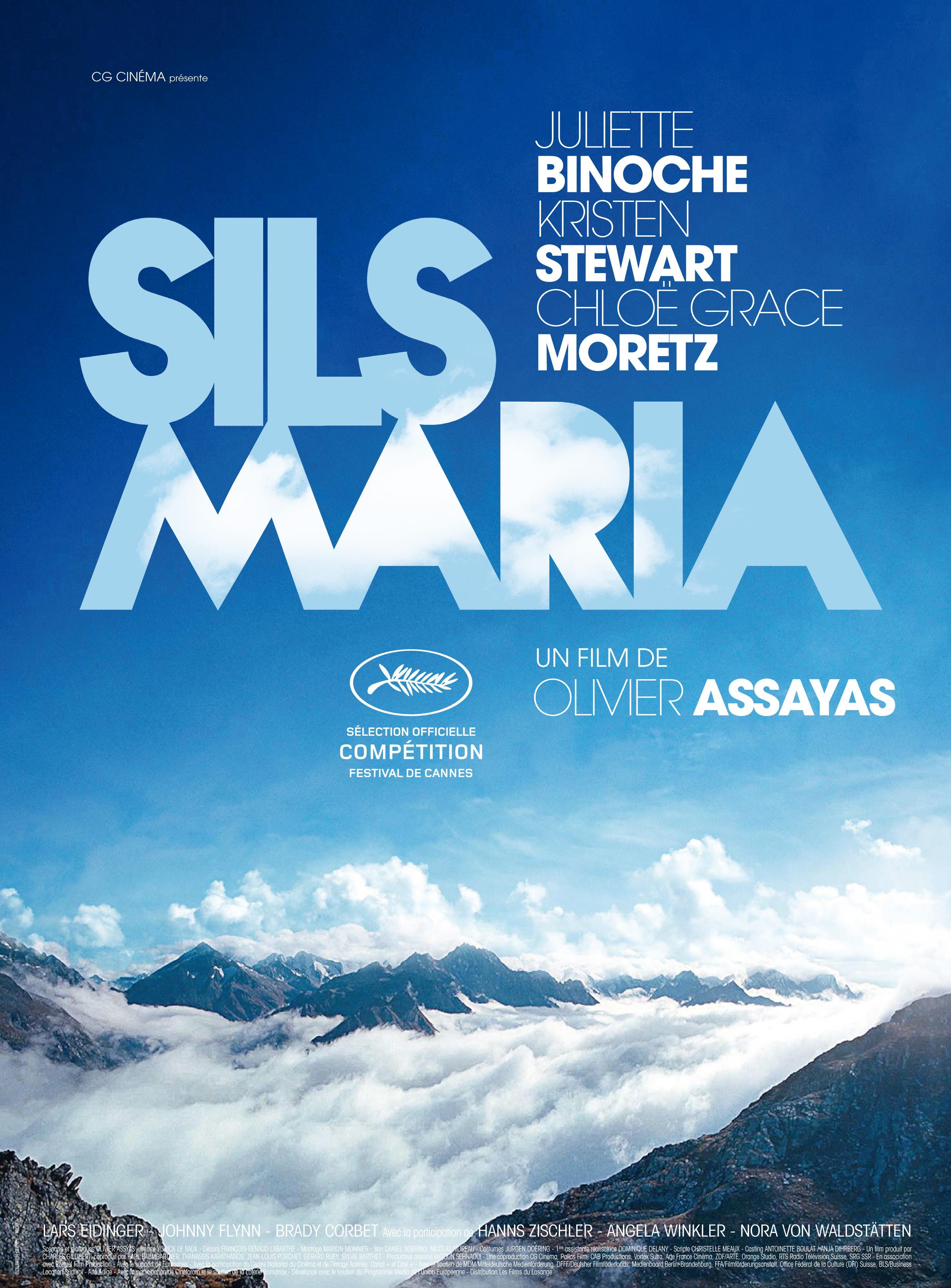 Clouds of Sils Maria: la nuova locandina internazionale