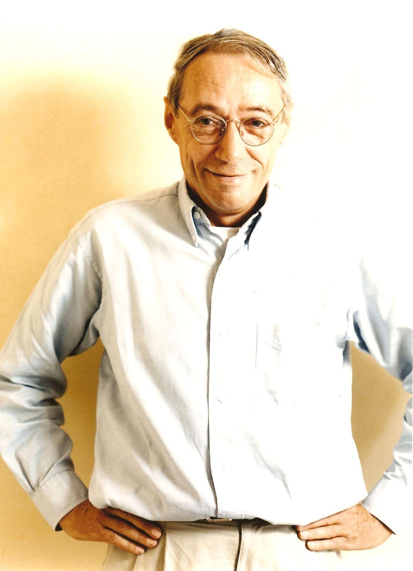 L'Homme qu'on aimait trop: il regista del film André Téchiné in una foto promozionale