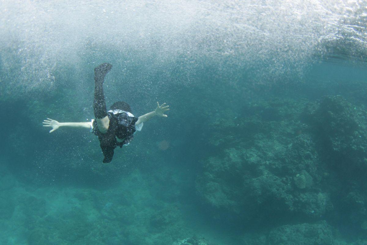 Still the Water: un'incantevole scena subacquea del film