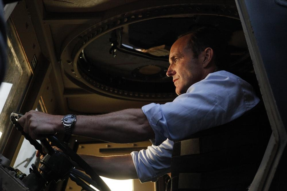 Agents of S.H.I.E.L.D.: Clark Gregg nell'episodio Beginning of the End