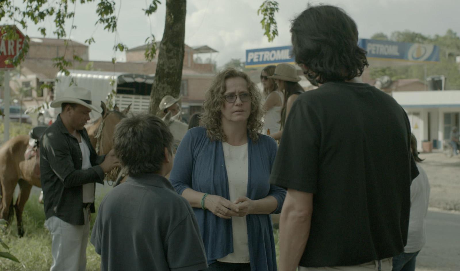 Gente de bien: una scena tratta dal film