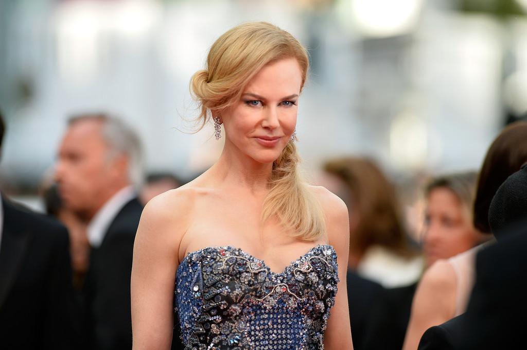 Festival di Cannes 2014, Nicole Kidman presenta Grace di Monaco sul red carpet