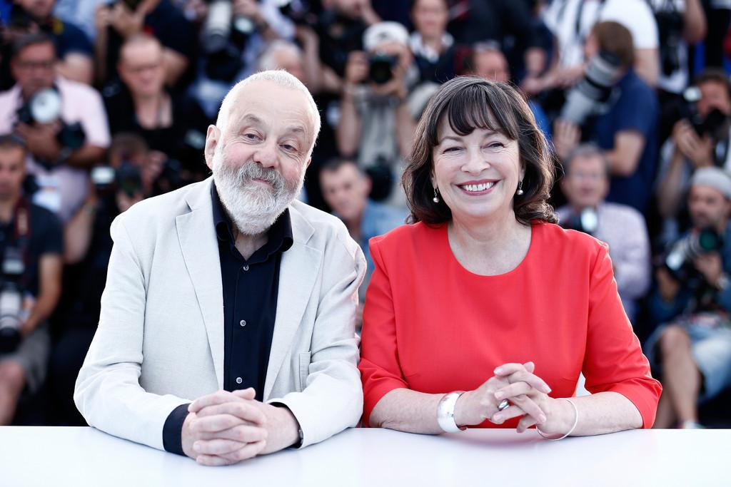 Festival di Cannes 2014, Mike Leigh e Marion Bailey presentano Mr. Turner