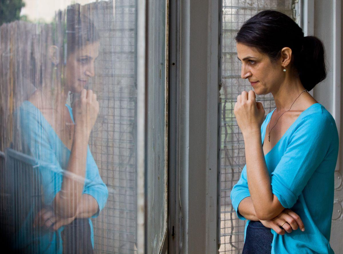 L'Institutrice: Sarit Larry in una scena del film