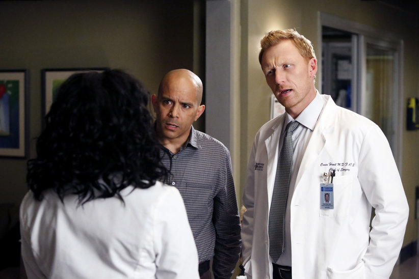 Grey's Anatomy: Kevin McKidd nell'episodio Everything I Try to Do, Nothing Seems to Turn Out Right