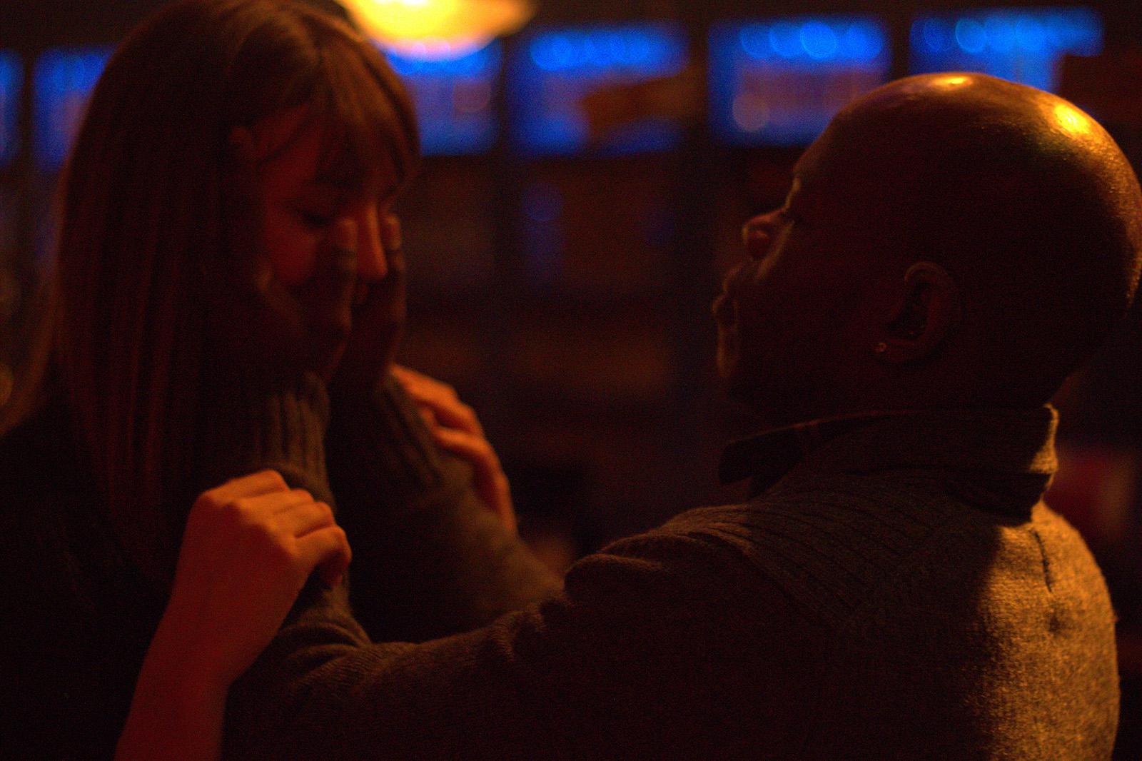 Making Love: Despo Rutti in una scena del film con Laurette Lalande