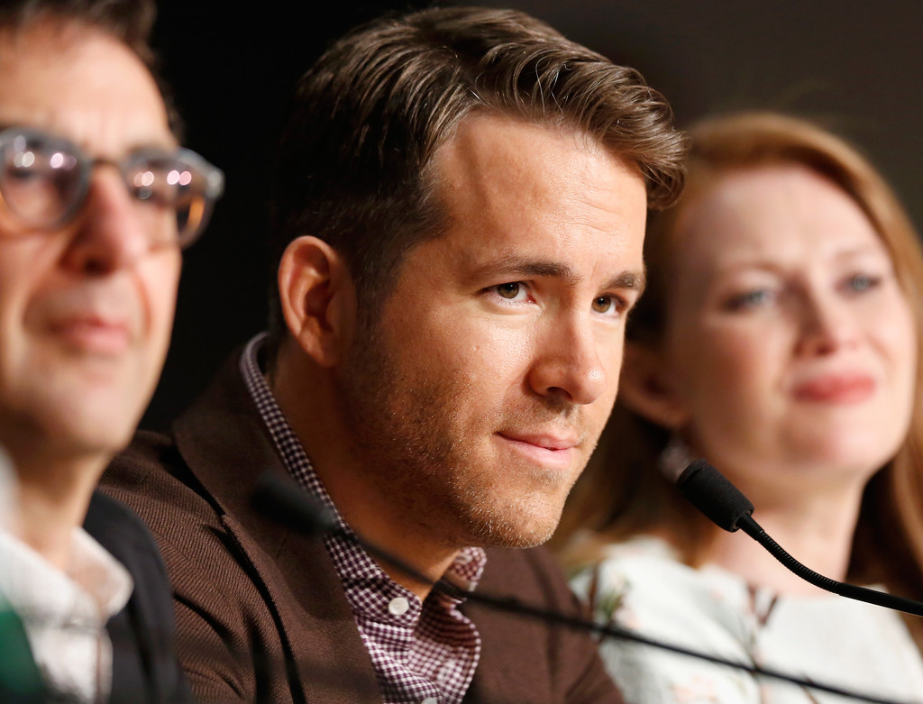 Canne 2014, Ryan Reynolds al festival per presentare The Captive