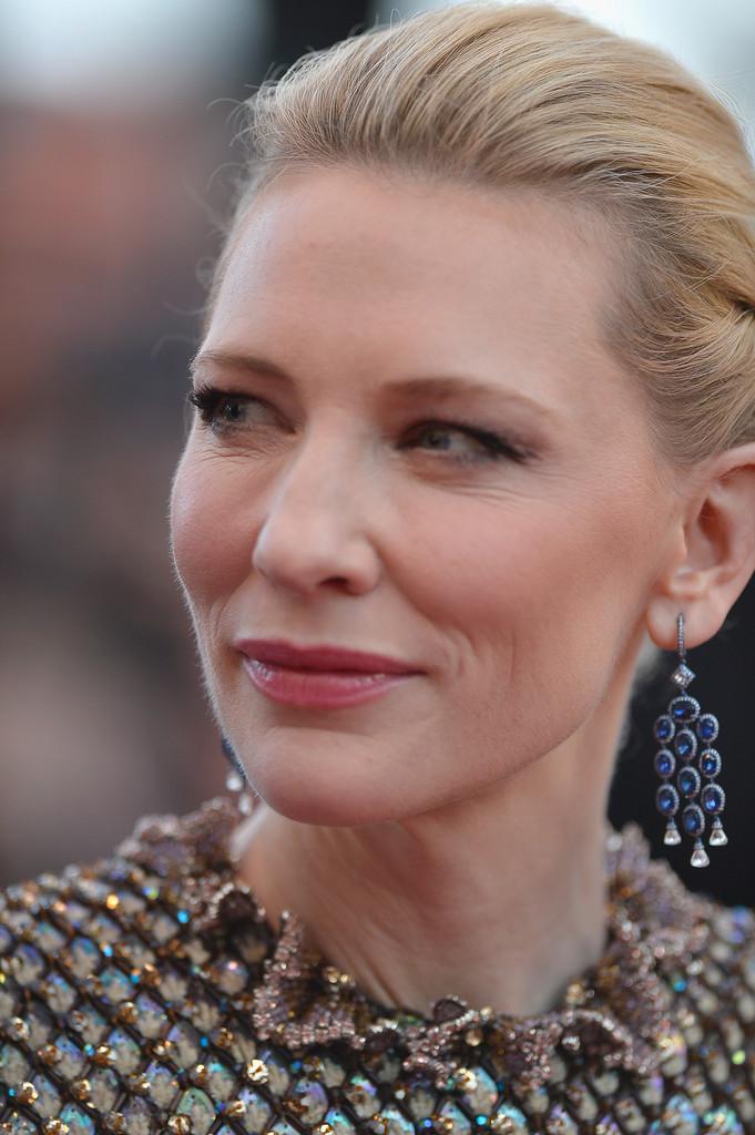 Dragon Trainer 2 a Cannes: Cate Blanchett sul red carpet della 67esima edizione