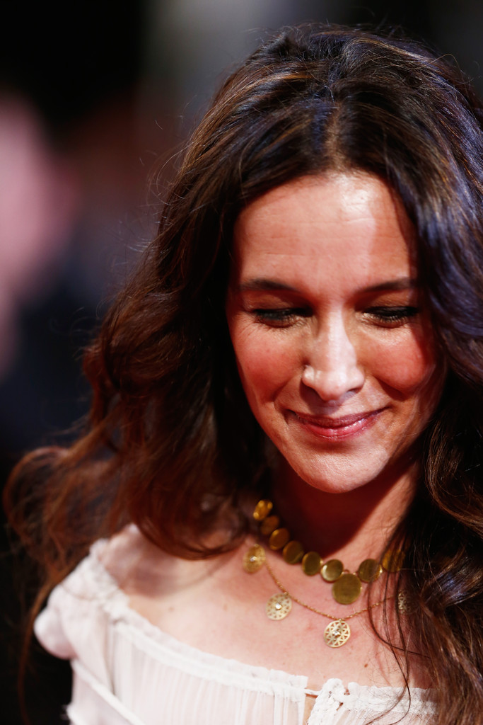 Yael Abecassis sul red carpet di Cannes per Loin de Mon Pere