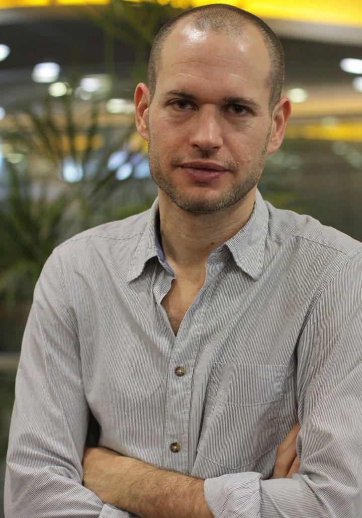 L'Institutrice: Nadav Lapid, regista del film, in una foto promozionale