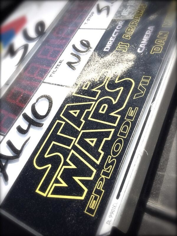 Star Wars: Episode VII - la prima foto dal set!