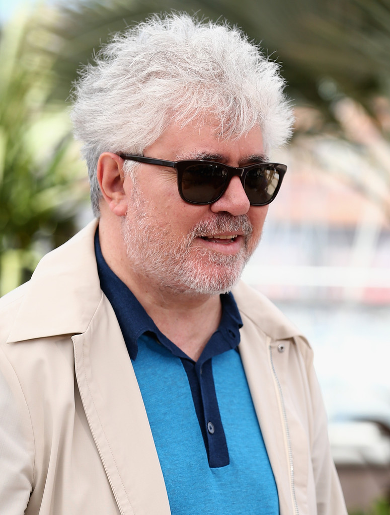 Almodovar presenta Wild Tales, da lui prodotto, al Festival di Cannes 2014